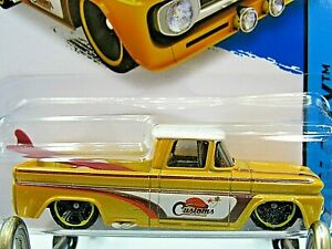 HOT WHEELS VHTF 2015 CITY SERIES CUSTOM 62 CHEVY
