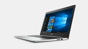 Dell Inspiron 15.6-inch FHD 5570 Series Non-Touch LCD Back Cover Platinum Silver