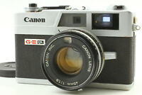 【EXC+++++】Canon Canonet QL19 GIII G3 35mm Rangefinder Film Camera From Japan 375