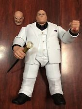 NEW Marvel Legends Kingpin Build-A-Figure BAF Complete Action Figure Spider-Man