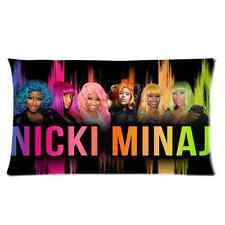 High Quality Hot Unique Nicki Minaj Pillow Case Cover 20 x 36 Inch One Side