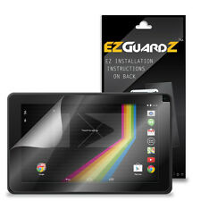 "2X EZguardz LCD Screen Protector Skin Cover HD 2X For Polaroid P9 9"" Tablet P9BK"