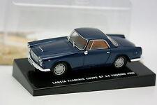 Edison Presse 1/43 - Lancia Flaminia Coupe GT 2.5 Touring 1960 Bleue