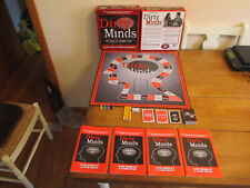 Dirty Minds The Game Of Naughty Clues New Expanded 15th Anniversary Edition