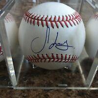 Miguel Sano Signed Rawlings Official MLB Baseball Minnesota Twins