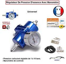 Régulateur de pression essence réglable Universel bleu ax,saxo,xantia,xsara