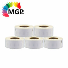 5x Rolls of Quality 99017 label 50mm x 12mm/220 Per Roll for Dymo labelWriter
