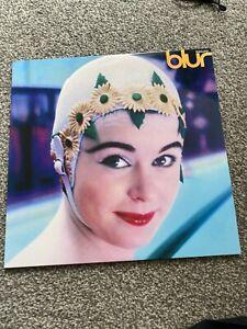 Blur Leisure Vinyl