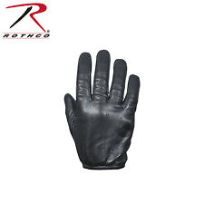 Rothco 3452 Police Cut Resistant Lined Gloves - Black