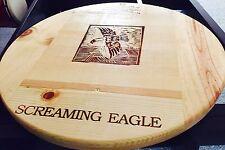 Artisan Screaming Eagle Lazy Susan Wine 20'' Limited
