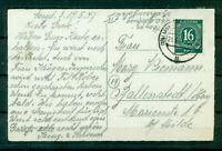 Alliierte Besatzung, Ziffernserie, Nr.923 d, gestempelt farbbestimmt ArGe Befund