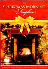 CHRISTMAS MORNING FIREPLACE: VIRTUAL HOLIDAY INSTRUMENTAL PIANO MUSIC! RARE/NEW