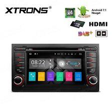 "RADIO DVD GPS LCD 7"" TACTIL PARA AUDI A4 SEAT EXEO ANDROID 7.1 SD USB BLUETOOTH"