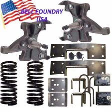 "1992-1999 Chevrolet GMC C1500 SUBURBAN 5""/7"" Drop Lowering Kit 4-DR Suburban onl"