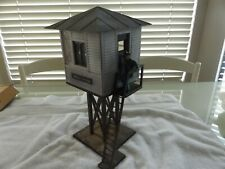 G Scale Switch/Crossing Tower by Model Power Building Structure