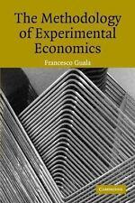 The Methodology of Experimental Economics (Paperback or Softback)