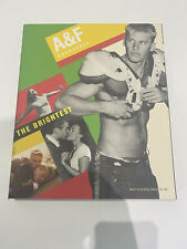 More details for abercrombie & fitch quarterly catalog back to school 2001 bruce weber
