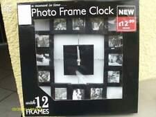 Pendule cadre photo neuf