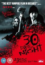 30 Days Of Night DVD (2007) 2 Disc Special Edition NEW SEALED in slip cover UKR2