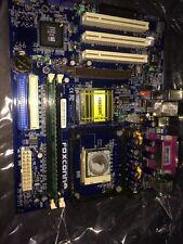 Foxconn 661M04-MX-6L Motherboard Socket 478 System Board Free CPU Ram