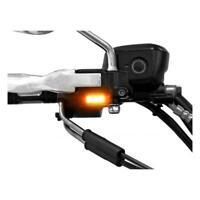 Paire de clignotants à LED Fixation sur rétroviseur Pour Harley Sportster 577094