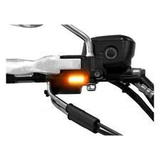 Paire de clignotants à LED Fixation sur rétroviseur Pour Harley Sportster 577091