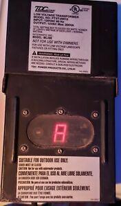 TDC Power PTST-20012 Low Voltage Transformer 200Watt