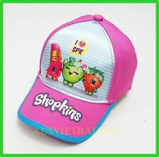 Hat Brand new cotton Brandnew Shopkin kids girls Cap