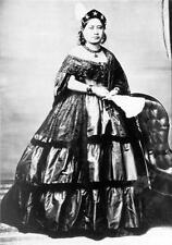 Photo. 1860s. Hawaii.  Victoria Kamamalu