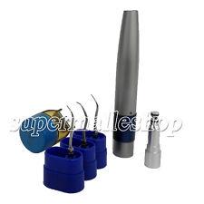 Sonic L SONICflex Dental Hygienist Fiber Optic Air Scaler Handpiece 3 Tips Super