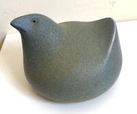 Studio Pottery Small Bird Decorative Ornament Modern Stylish