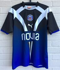 -BATH RUGBY- OFFICIAL 2012/13 PUMA REPLICA HOME UNION SWEAT SHIRT JERSEY S SMALL