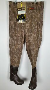 Lacrosse Duralite Chest Waders Womens Shoe Size 6 Hunting Fishing New!