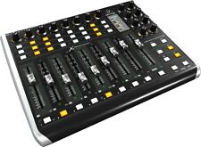 BEHRINGER X-TOUCH COMPACT UNIVERSAL CONTROLLER MOTORIZED FADERS $20 INSTANT OFF
