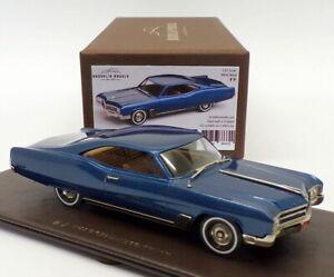 Brooklin Models 1/43 Scale BRK215 - 1967 Buick Wildcat 2 Door Hard Top