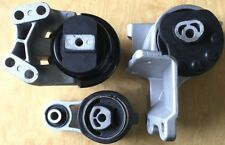 3PC MOTOR MOUNT FOR 2008-2012 FORD TAURUS 3.5L NO TURBO  FAST FREE SHIPPING