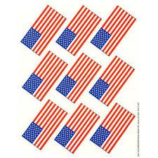 Us Flags Giant Stickers Eureka Eu-650110