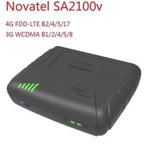 Unlocked NovAtel SA2100v 4G LTE AWS Car WiFi Mobile Wireless Hotspot Router GPS