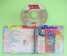 CD PEACE & LOVE 60 1969 1 compilation PROMO 1999 CREAM CHICAGO JEFF BECK (C32)