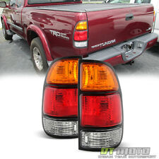 2000-2004 Toyota Tundra Pickup Tail Lights Brake Lamps Replacement Left+Right