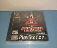 Delta Force: Urban Warfare - Sony Playstation 1 (PS1) Game - New & Sealed