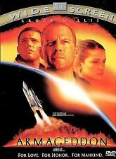 ARMAGEDDON DVD Widescreen Bruce Willis NEW SEALED