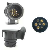 Kurzadapter Adapter von 13-polig auf 7-polig Für Pkw Anhängerkupplung Neu