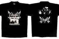 Mayhem - Deathcrush T-shirt S,M,L,XL,XXL neu(Gorgoroth,Satyricon)