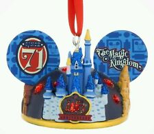 Disney Parks Magic Kingdom 45th Anniversary Ear Hat Ornament - Walt Disney World