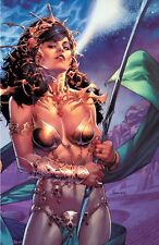 Vampirella Dejah Thoris #1 Jay Anacleto Dejah Virgin MEGA EXCLUSIVE