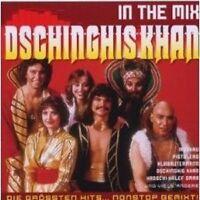 "DSCHINGIS KHAN ""IN THE MIX"" CD NEU"
