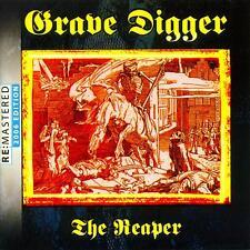 GRAVE DIGGER - THE REAPER - CD SIGILLATO 2006 REMASTERED