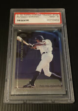 1999 Topps Chrome Traded Alfonso Soriano Rookie #T65 PSA 9 Mint YANKEES