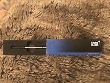 Montblanc Princess Grace de Monaco or other pen refill F pacific blue ballpoint